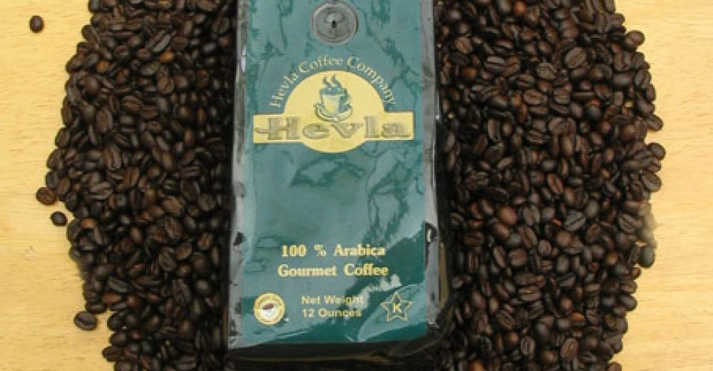 Hevla low acid coffee