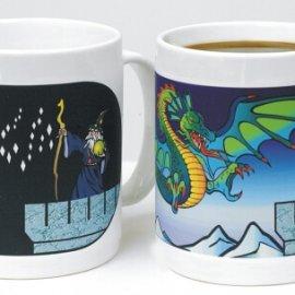 The Dragon Mug Coffee Mug