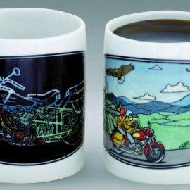 The Motorcycle Mug Coffee Mug