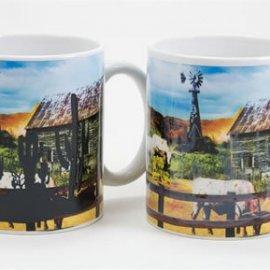 Western Color Changing coffee mug - New