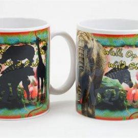 Zoo Color Changing Mug - New!