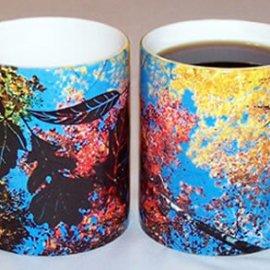 New Autumn Leaves Coffee Mug