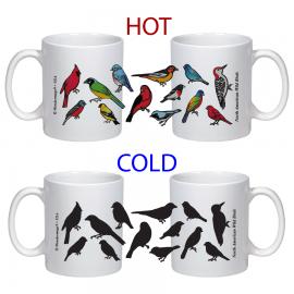 Wild Birds Coffee Mug